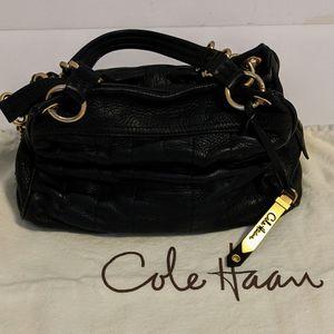 Cole Haan Top Handle Bag & Dust Bag
